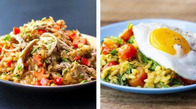 10 Healthy Rice Recipes For Weight Loss