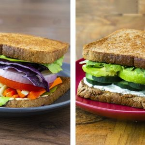 10 Healthy Sandwich Recipes For Weight Loss