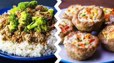 6 Healthy Low Carb Recipes For Weight Loss