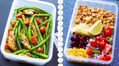 6 Healthy Meal Prep Lunch Ideas For Weight Loss