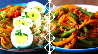 6 High Protein Dinner Recipes For Weight Loss
