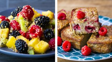 8 Healthy Breakfast Ideas For Weight Loss