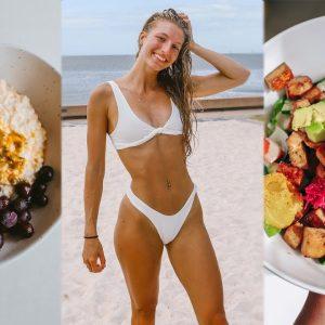 EASY HEALTHY MEALS I'VE BEEN LOVING (What I ate vlog)