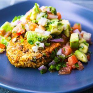 Healthy Chicken With Avocado recipe
