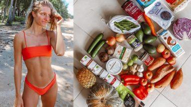 HEALTHY VEGAN GROCERY HAUL in AUSTRALIA! (Shop with me)