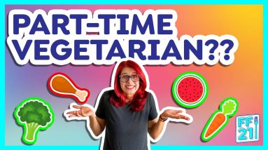 How I became a part-time vegetarian (Day 10)