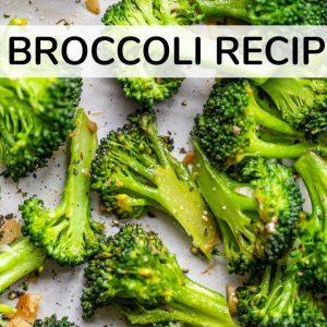 HOW TO COOK BROCCOLI | BEST sautéed broccoli recipe