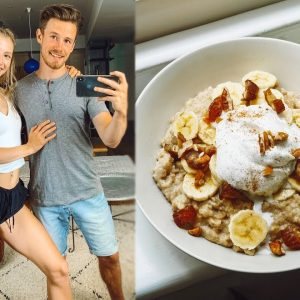 WHAT I ATE/FULL DAY OF EATING + New Apartment Tour