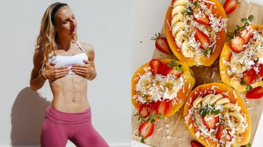 WHAT I EAT Pre & Post Workout Meals