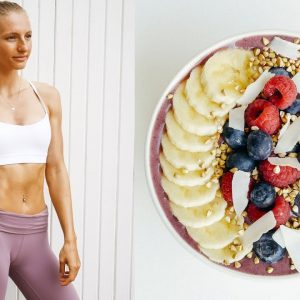WHAT I EAT TO STAY LEAN & FIT + calories & macros