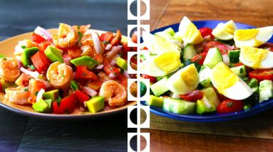 7 High Protein Salad Recipes For Weight Loss